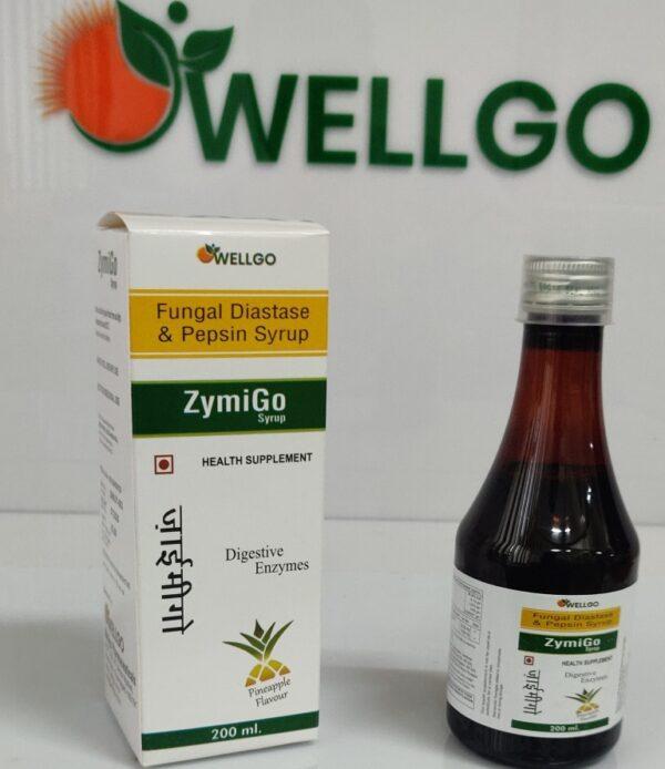 Enzyme syrup pcd pharma franchise