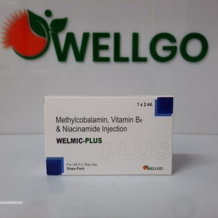 Mecobalamin-1500 Mcg+pyridoxine-100 Mg+niacinamide-100 Mg INJECTION