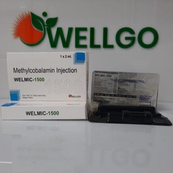 Methylcobalamin 1500 Mcg DISPO PCD