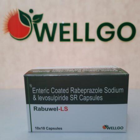 Rabeprazole Levosulphride capsules PCD Pharma