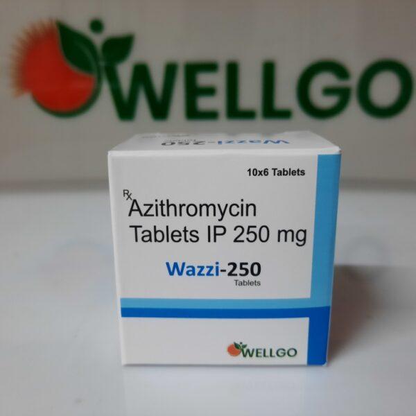 Azithromycin 250Mg Tablets