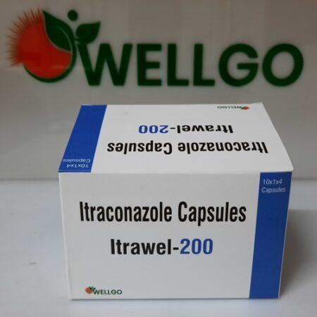 Itraconazole-200 Mg CAPSULES
