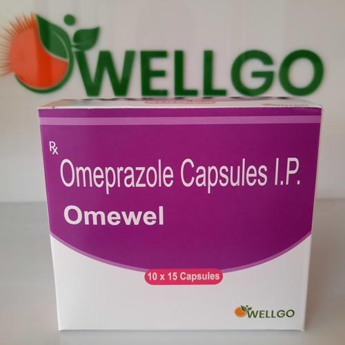 Omeprazole Ip 20Mg TABLETS