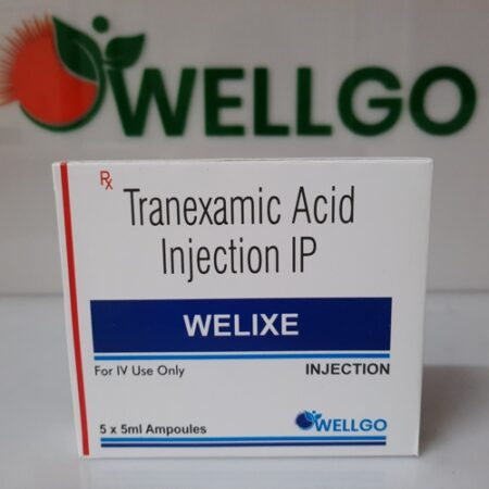 Tranexamic Acid 100mg INJECTION