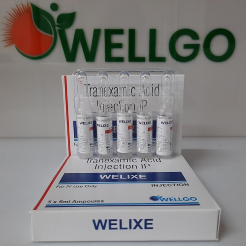 Tranexamic Acid 100mg INJECTION PCD