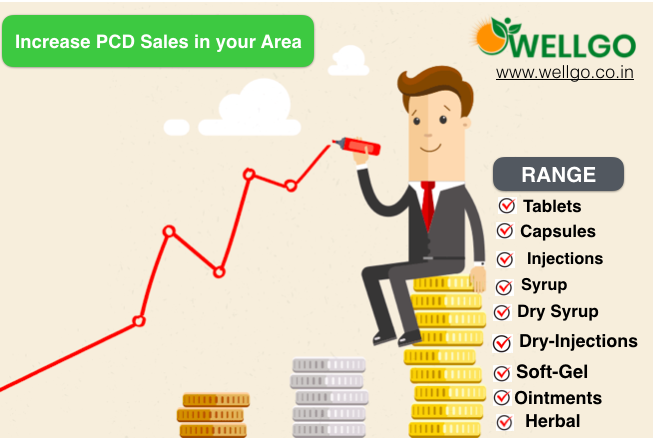 Increase PCD Pharma sales
