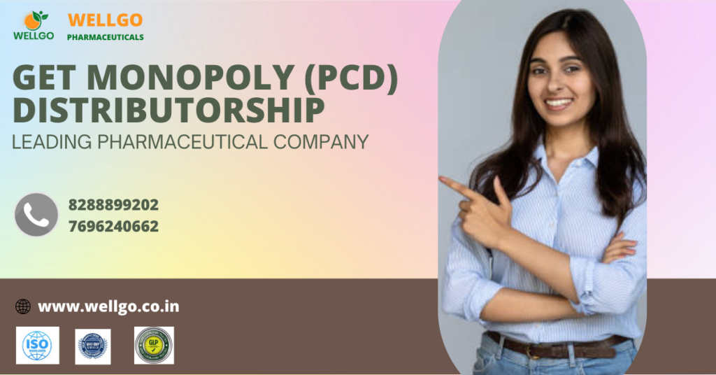 PCD Pharma franchise company India