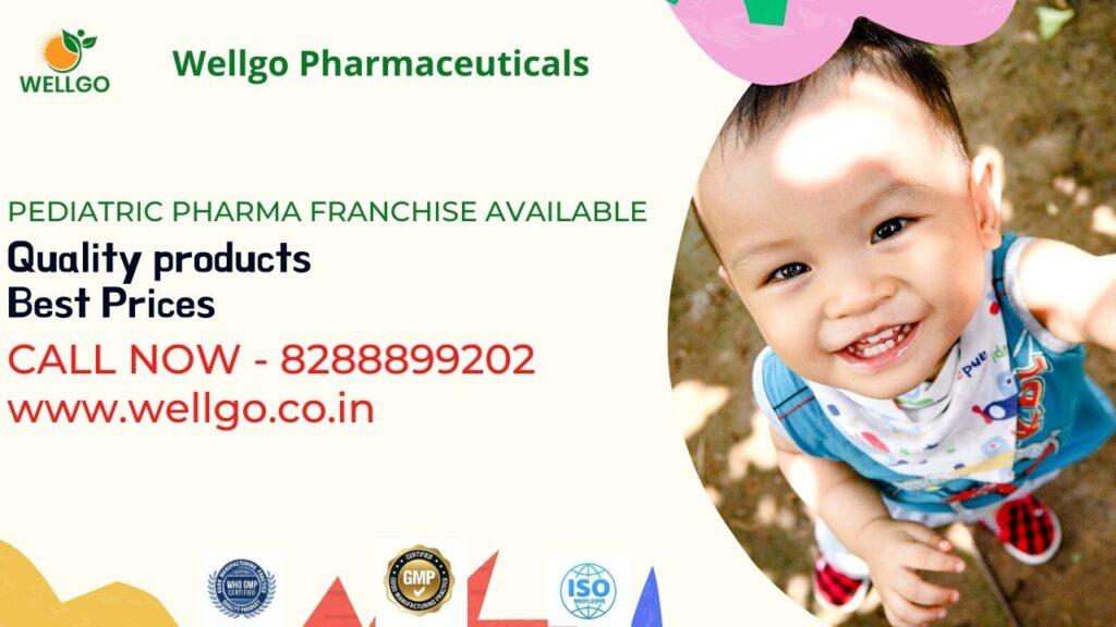 Pediatric Pharma franchise companies in India