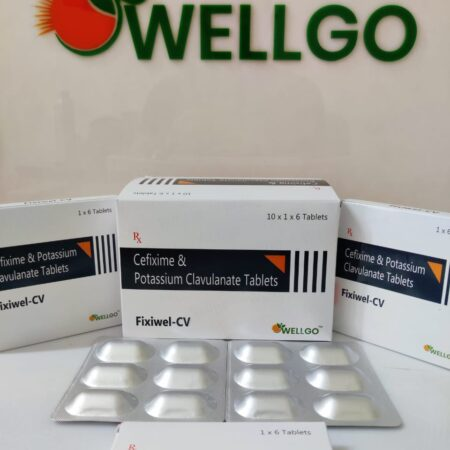 Cefixime Clav tablets