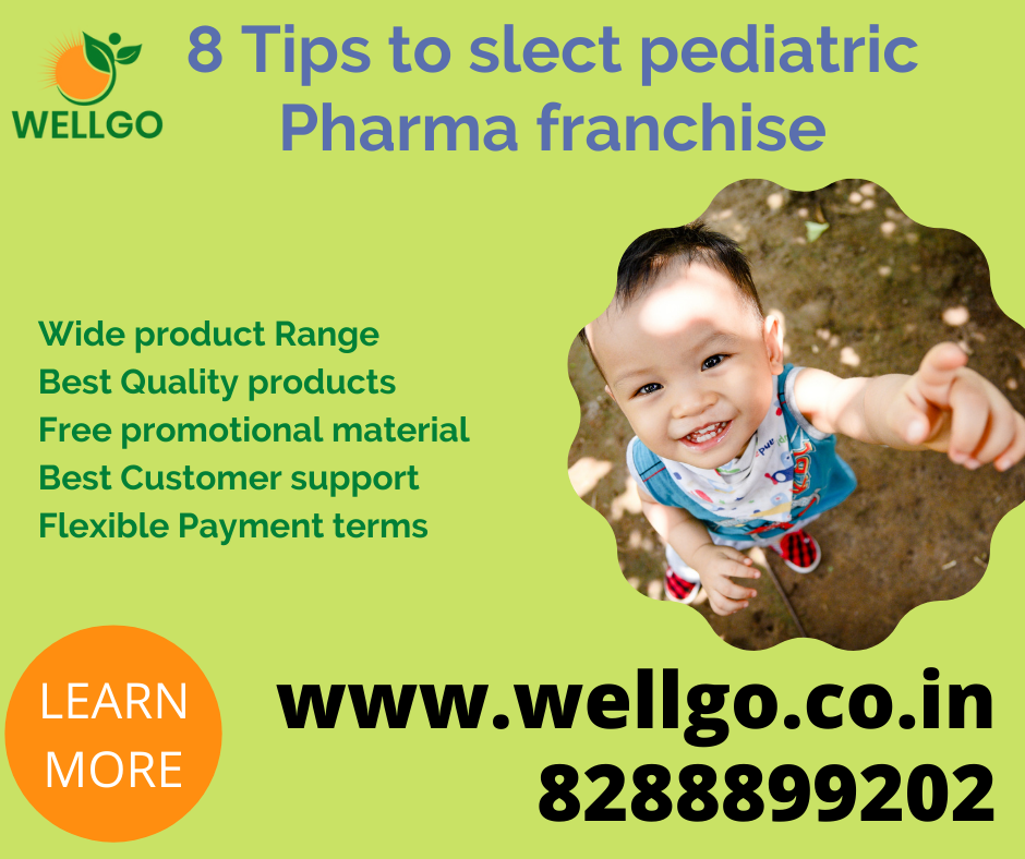 Pediatric PCD Pharma company