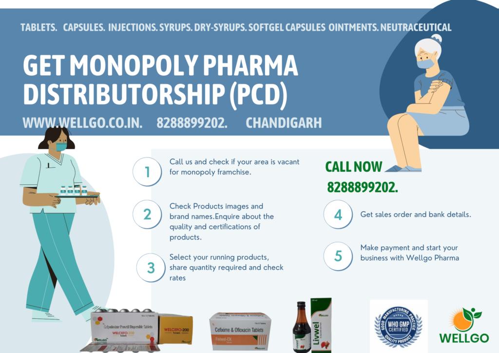 PCD Pharma company India